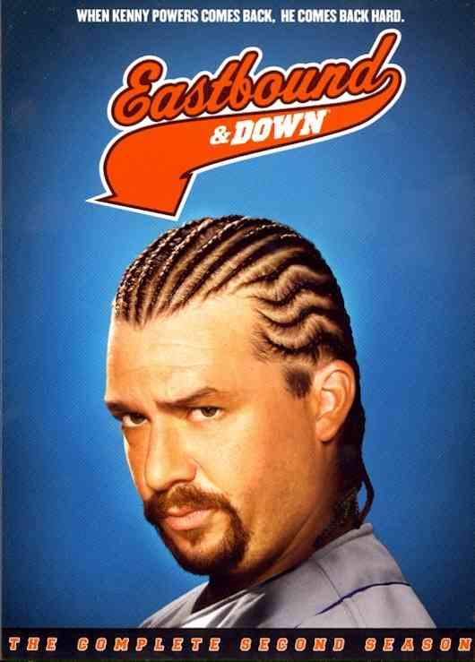 EASTBOUND & DOWN:COMPLETE SECOND SSN BY EASTBOUND & DOWN (DVD)